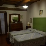 Montalla Green bedroom