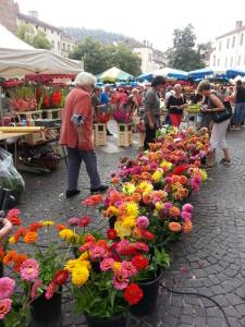 phone camera dump Market Day Cahors 2015 france 101