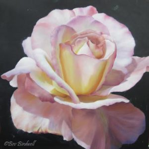 Bev Birdwell Oil Rose
